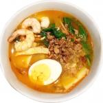 Special Prawn Noodle Soup