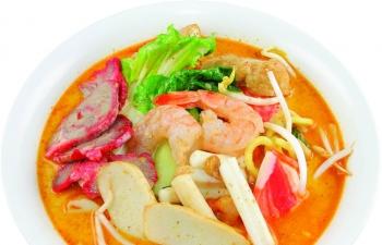 Malaysia Curry Laksa