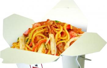 Seafood Mee Goreng